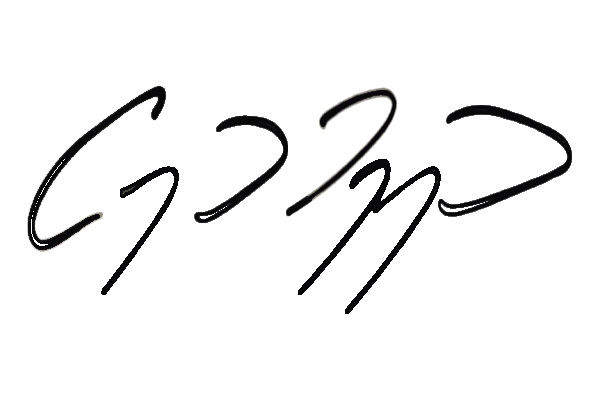 Cayman Lazzara's Signature