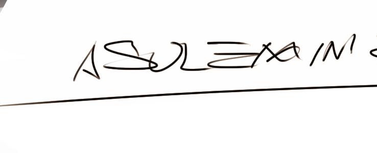 Andrey  Sulemin's Signature
