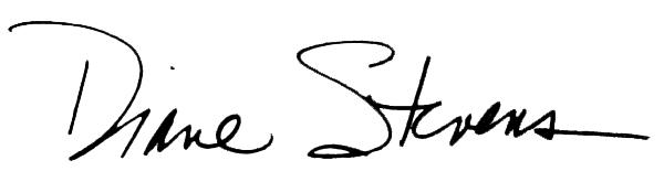 Diane Stevens's Signature