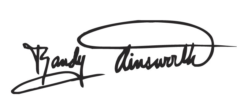 Randy Ainsworth's Signature