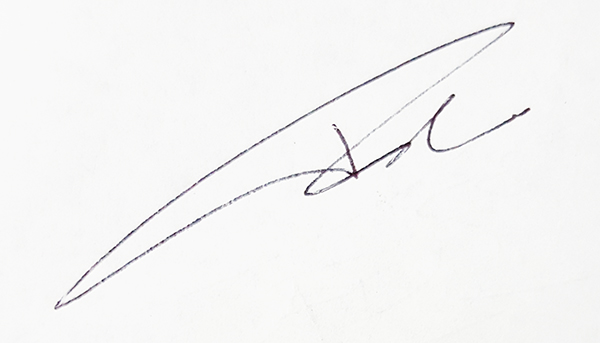 eDMOND lAI's Signature