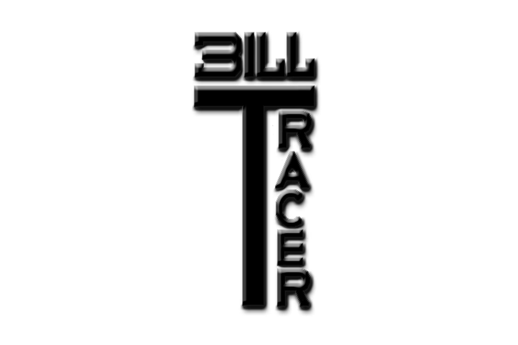 Bill M. Tracer's Signature