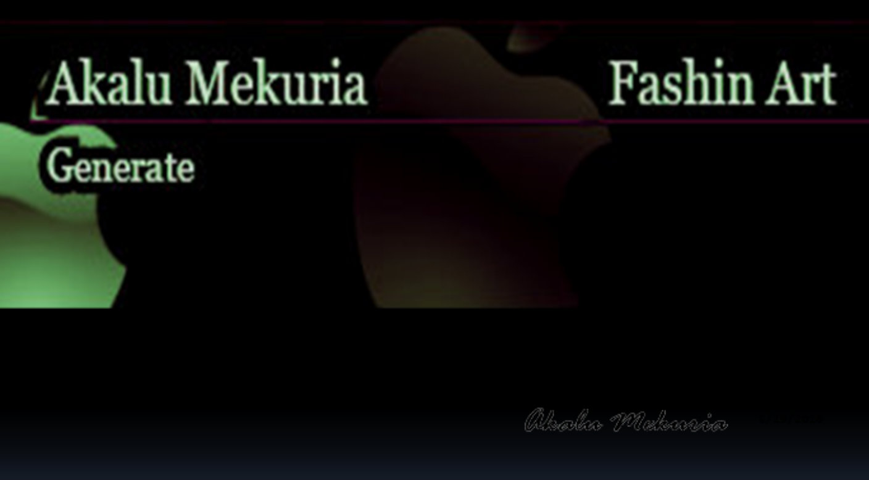 Akalu Mekuria's Signature