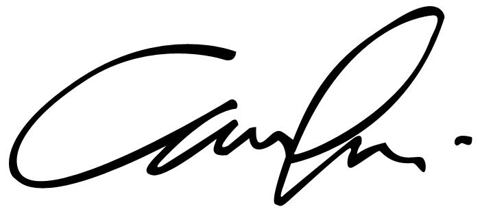 Cha Cahyadi's Signature