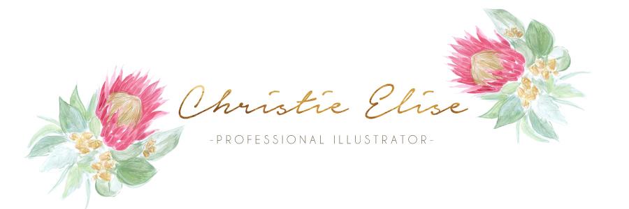 CHRISTIE ELISE's Signature