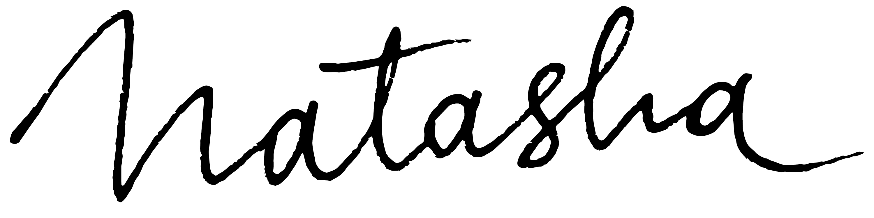 Natasha NH's Signature