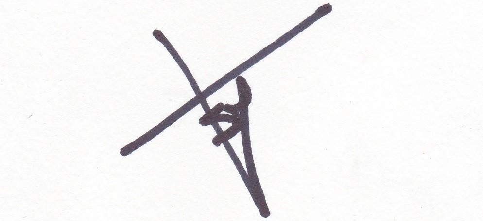 Sebastian Yorcin's Signature