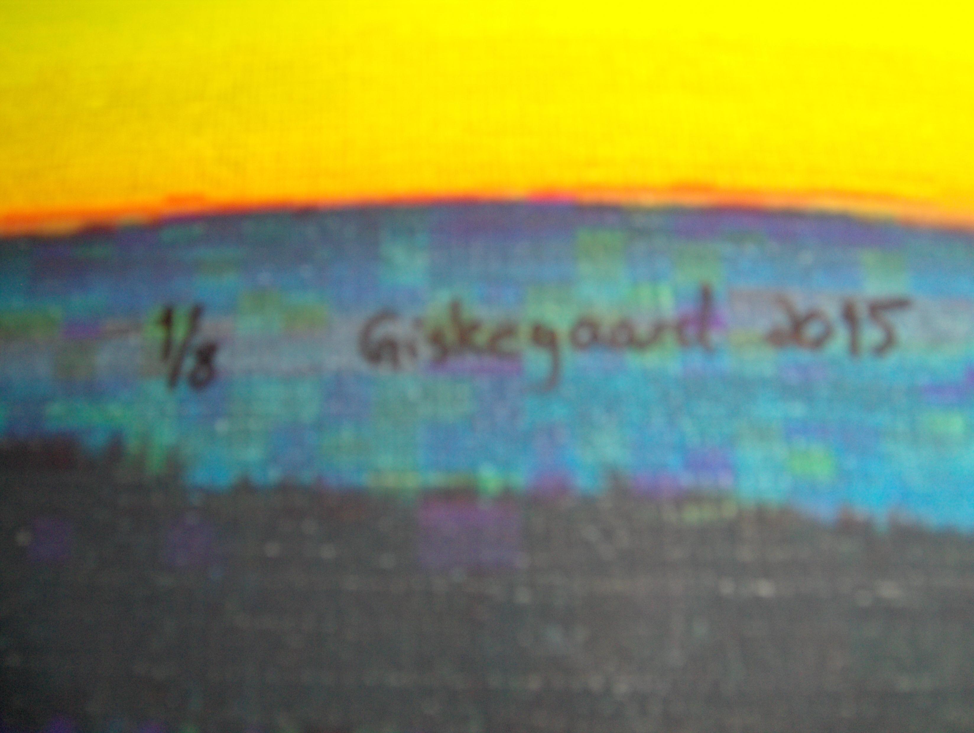 Margareth  Giskegaard's Signature