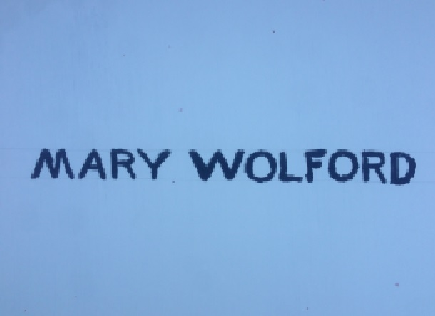 mary Wolford's Signature