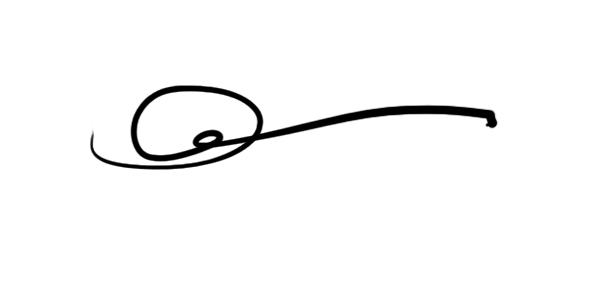 Lea Wagner's Signature