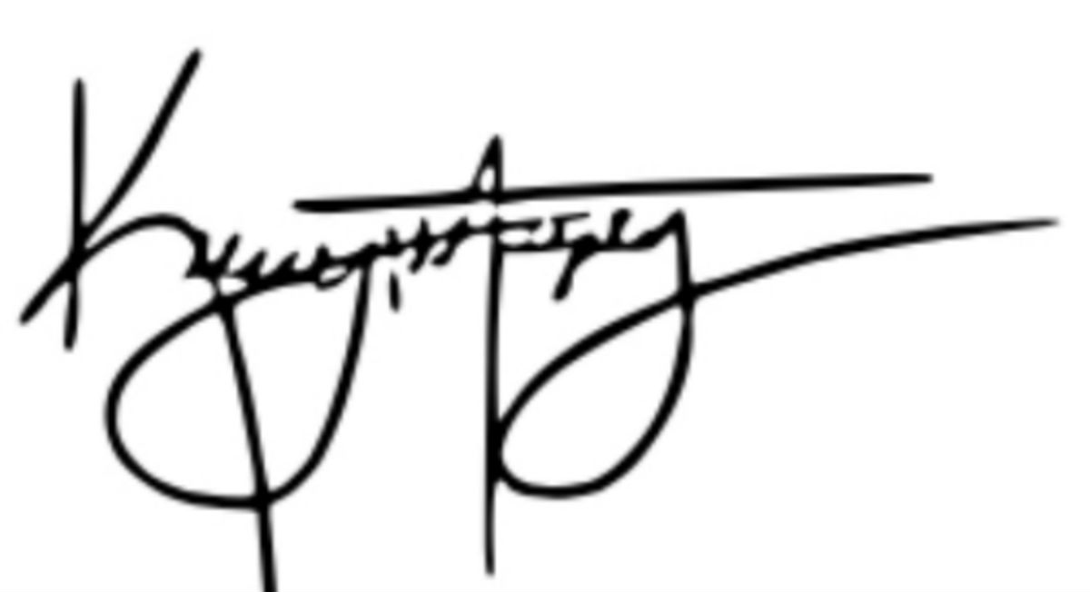 Kelsey Murphy's Signature