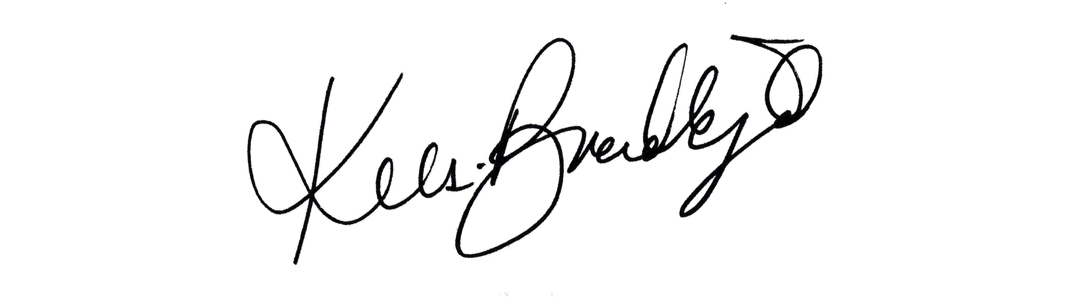 Designer Kel's Signature