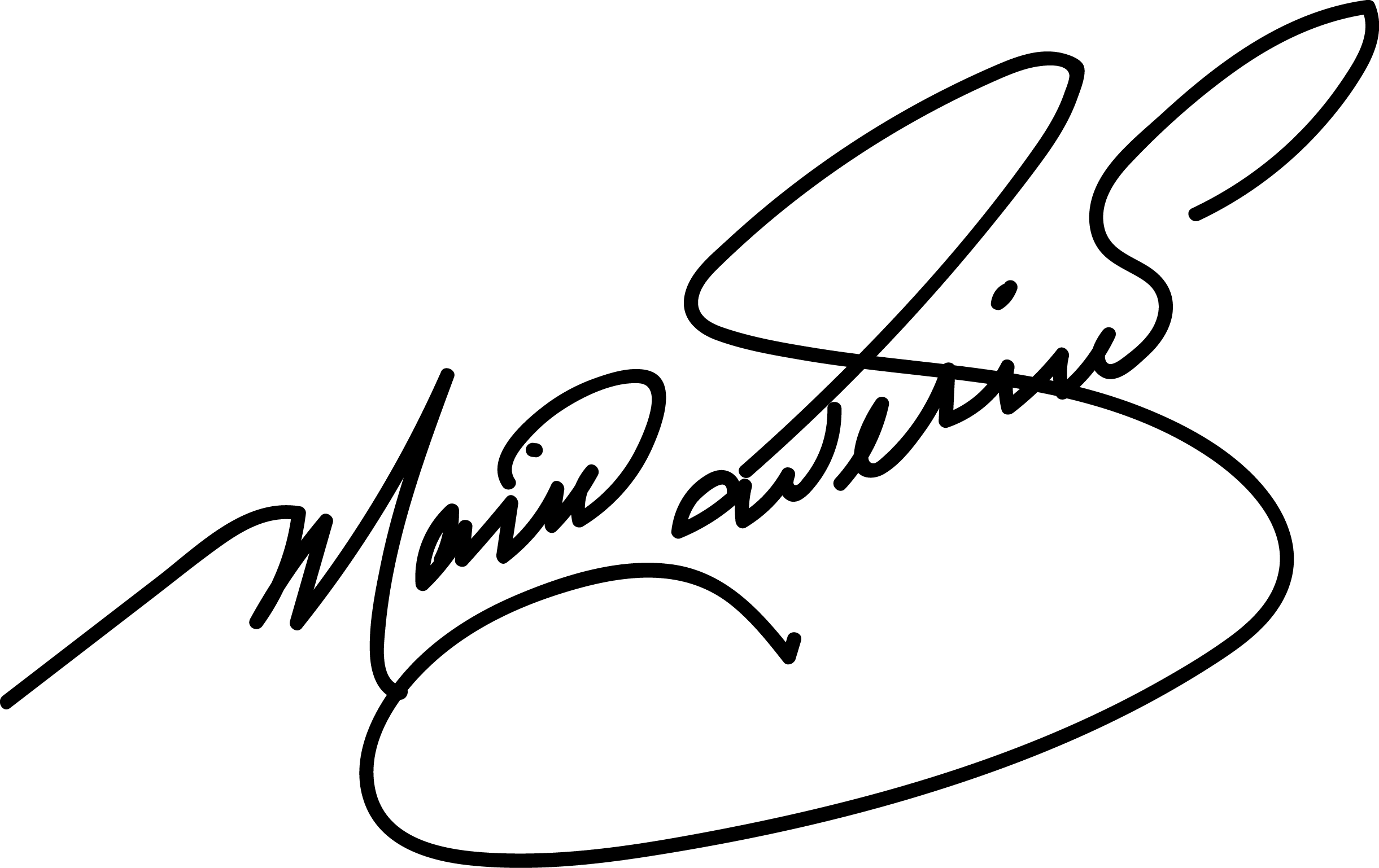 Mario saverino's Signature