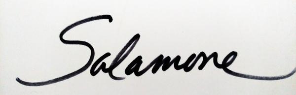 Brenda Salamone's Signature