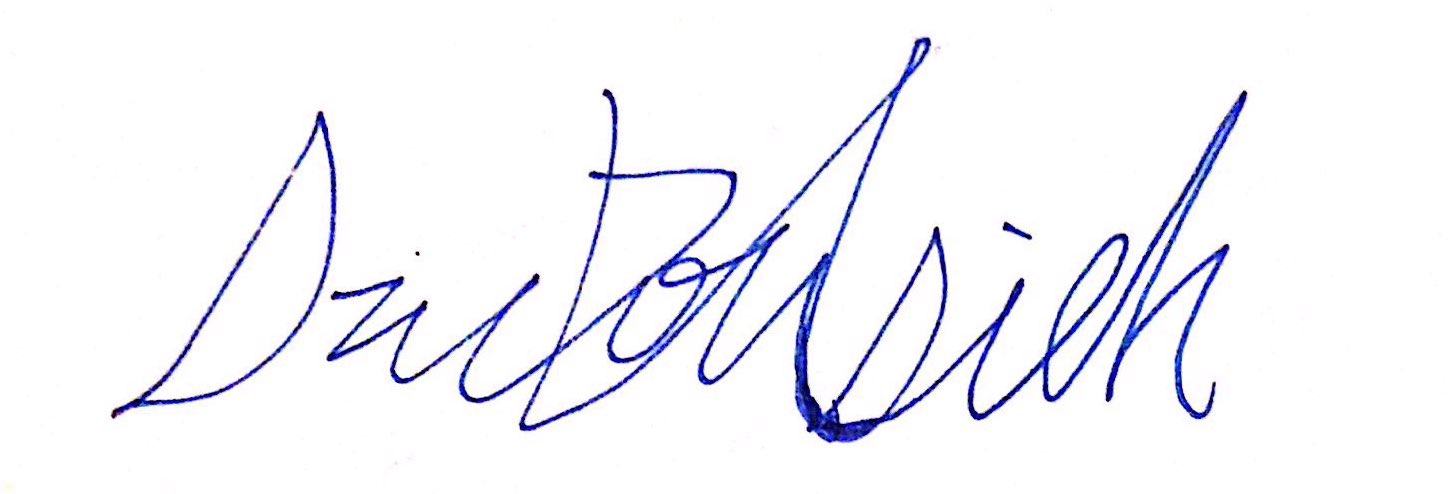 Abby Hsieh's Signature