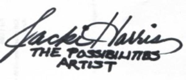 Jacki hARRIS's Signature