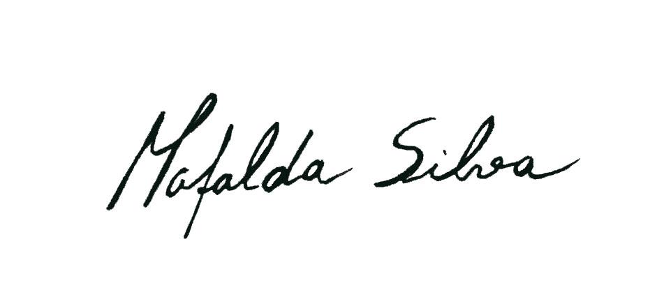 Mafalda Silva's Signature