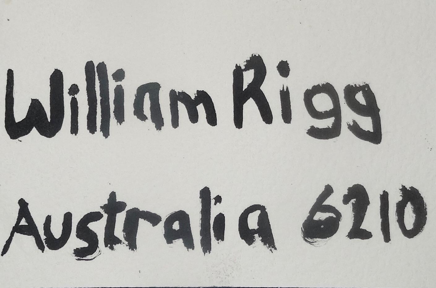 William Rigg's Signature