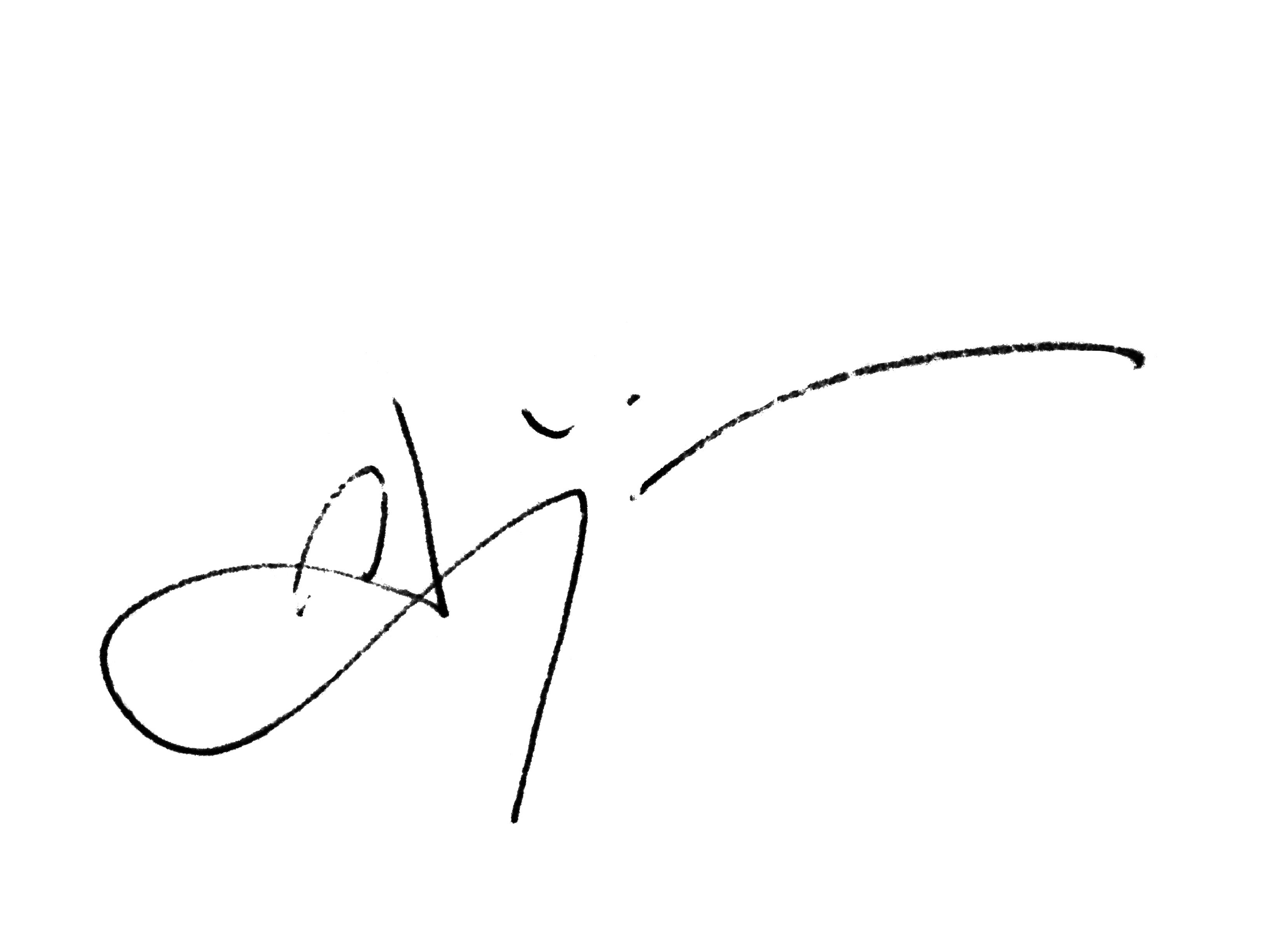 oktay degirmenci's Signature
