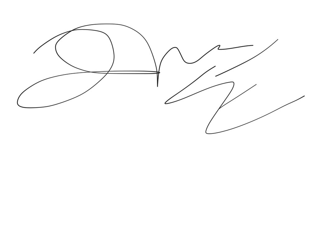 Dale Amazone's Signature