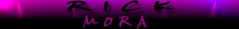 rick mora's Signature