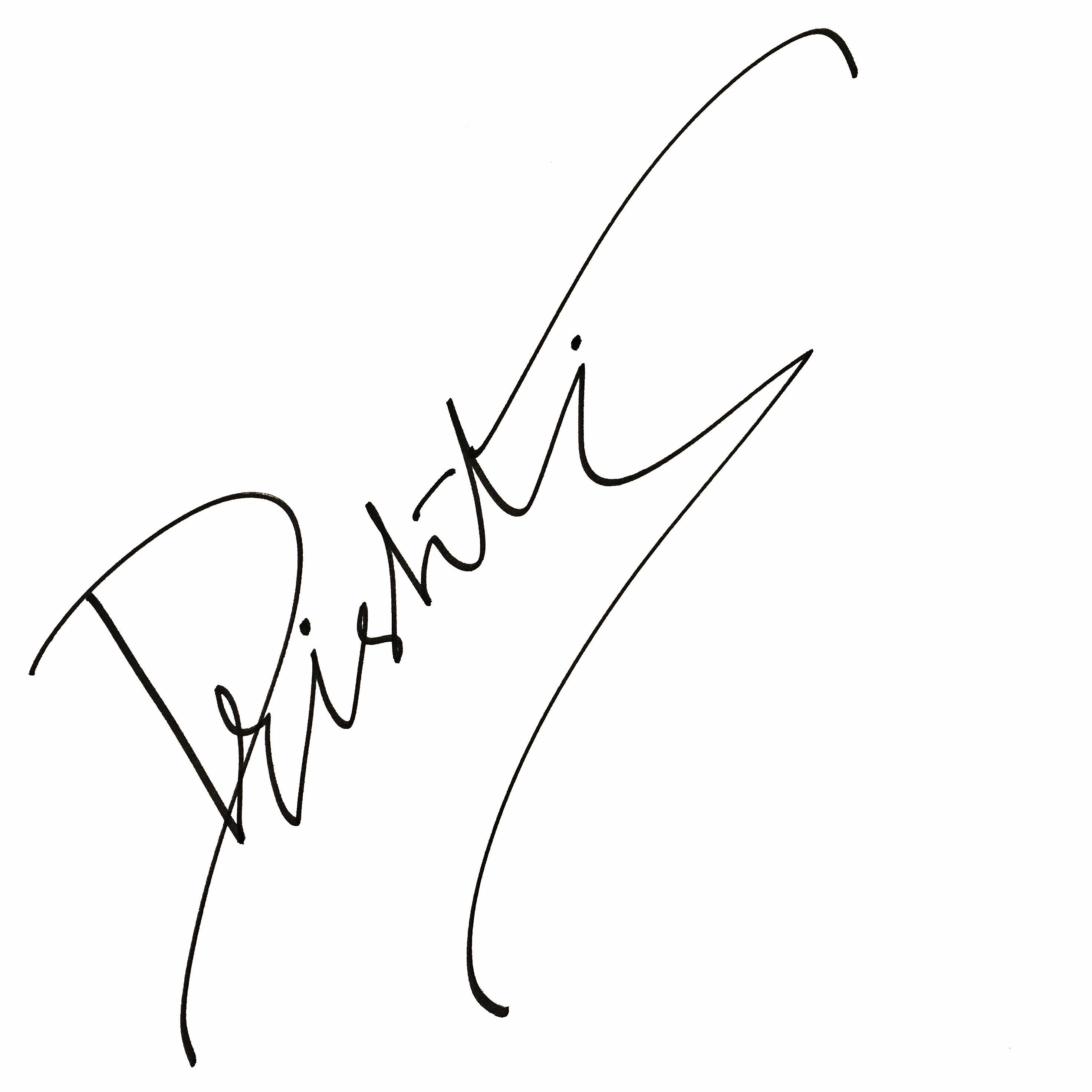 Life-athon Studios's Signature