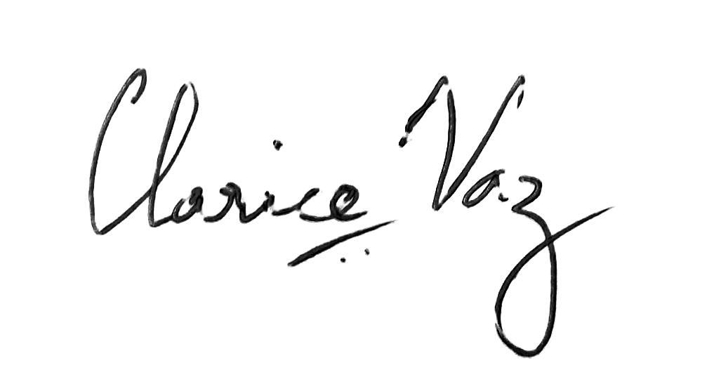 Clarice Vaz's Signature