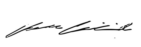 Charles Chirnside's Signature