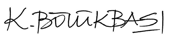 KAYIHAN BoLuKBAsI's Signature