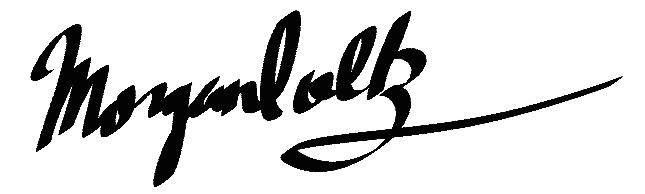 morgan olk's Signature