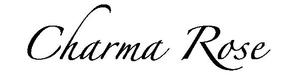 Charma Rose's Signature