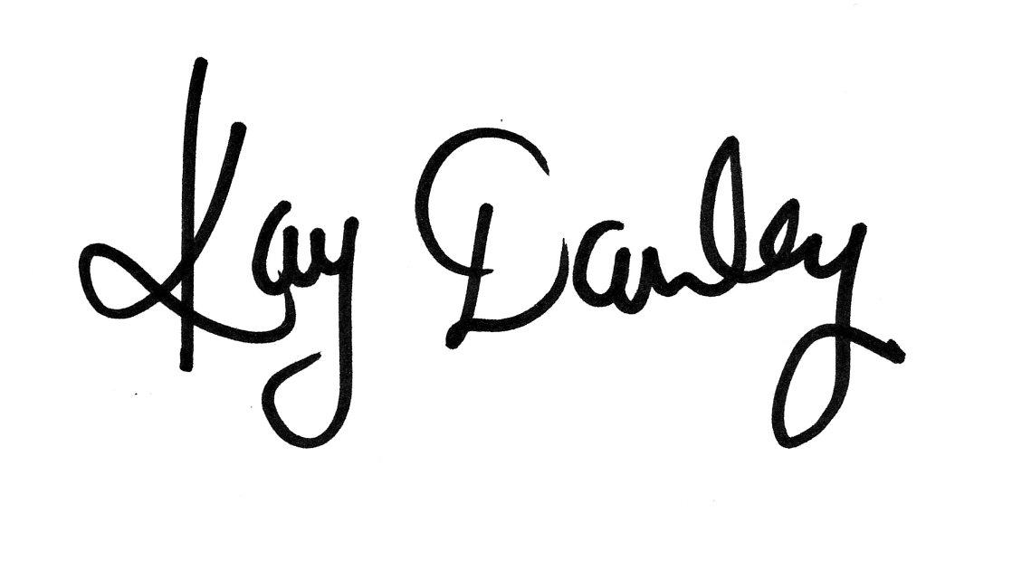 Kay Danley's Signature