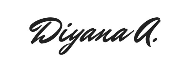 Diyana  AMIN's Signature