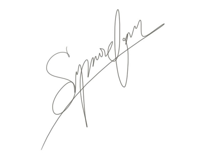 Symone Cannon's Signature
