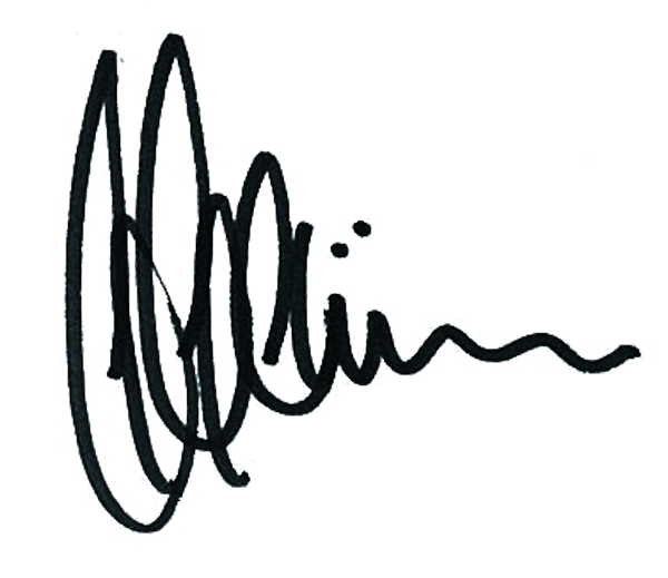 J.R. Phillips's Signature
