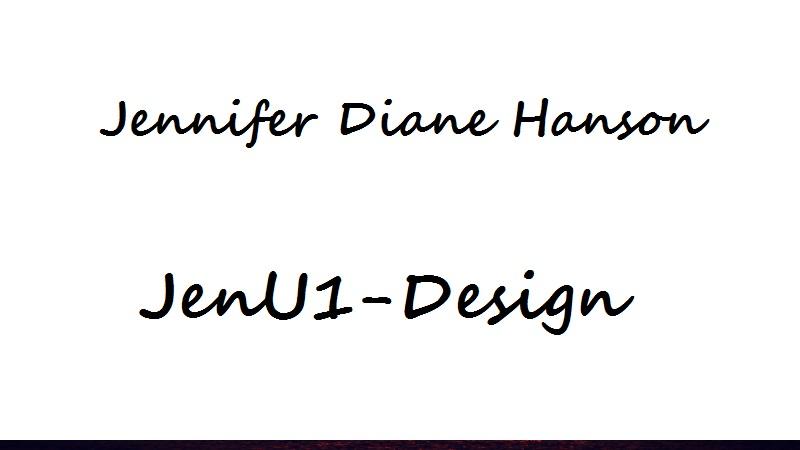 Jen Hanson-JENU1 ART's Signature