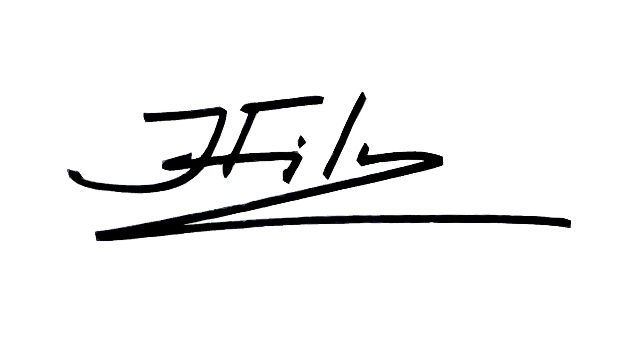 Tanya Filichkin's Signature