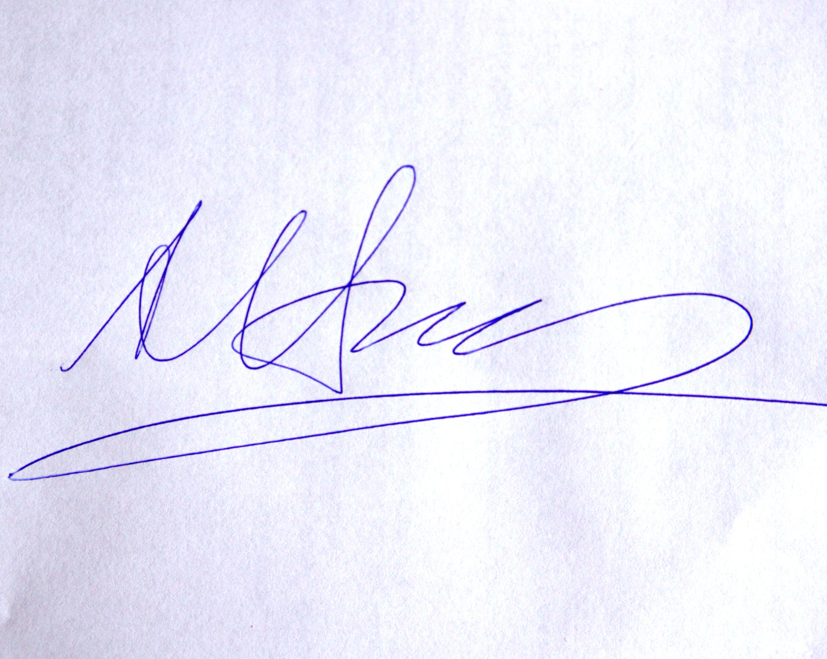 LeoN Gi's Signature