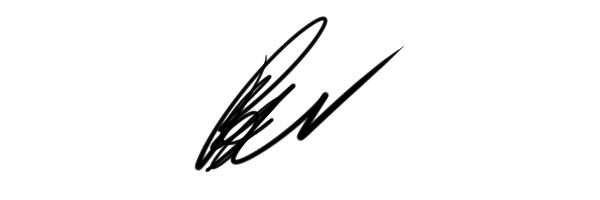 ben pergolizzi's Signature