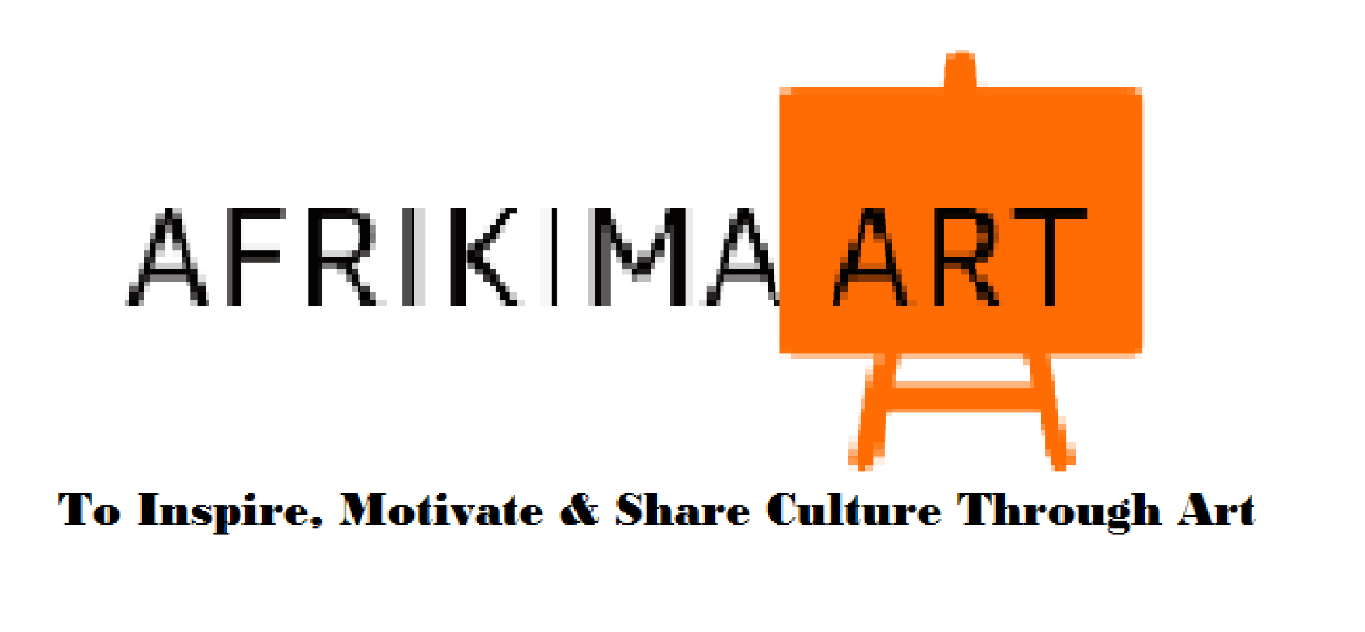 AfriKima art design A. P.'s Signature