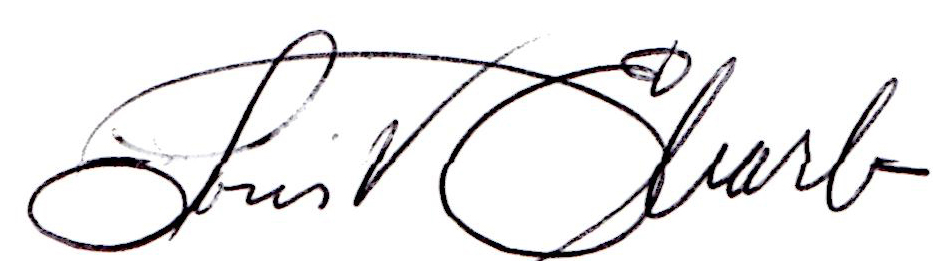 Louis  Ebarb's Signature