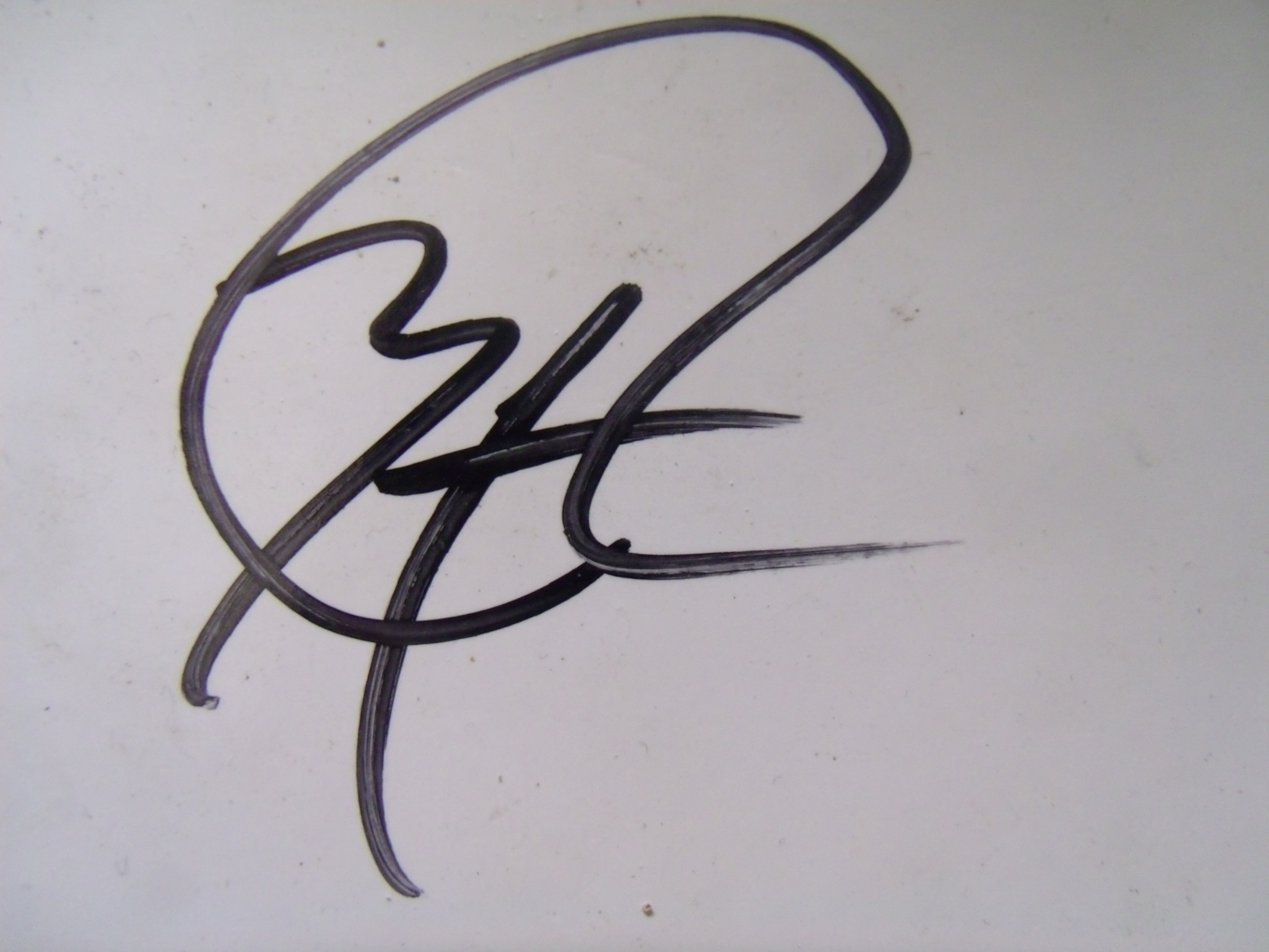 bryant tillman's Signature