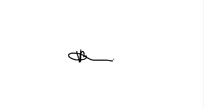 Tori  Pounds's Signature