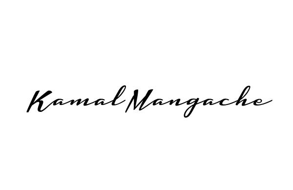 kamal Mangache's Signature