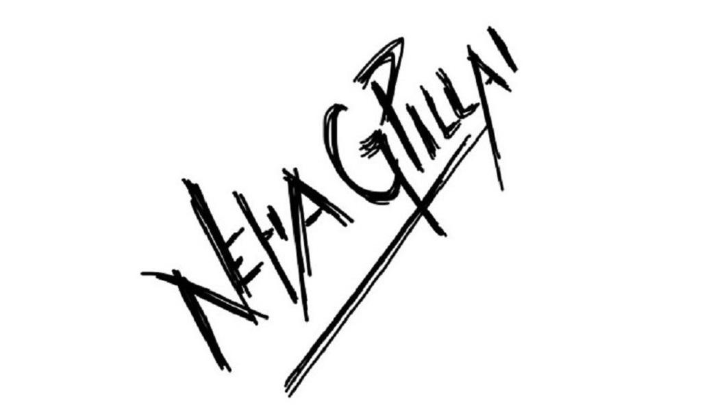 Neha Gopinath Pillai's Signature