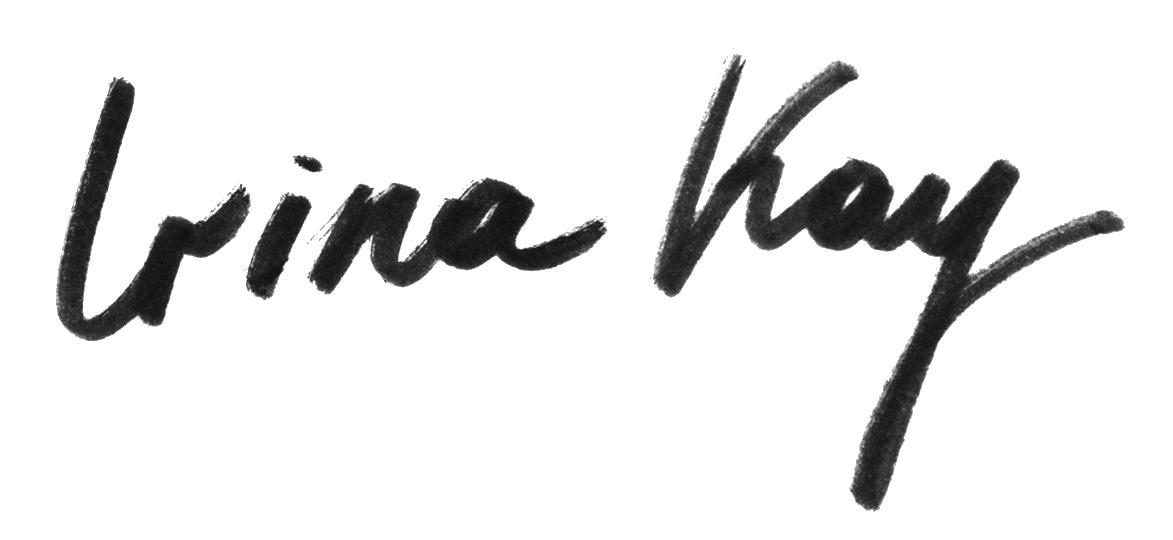 Irina Kay's Signature