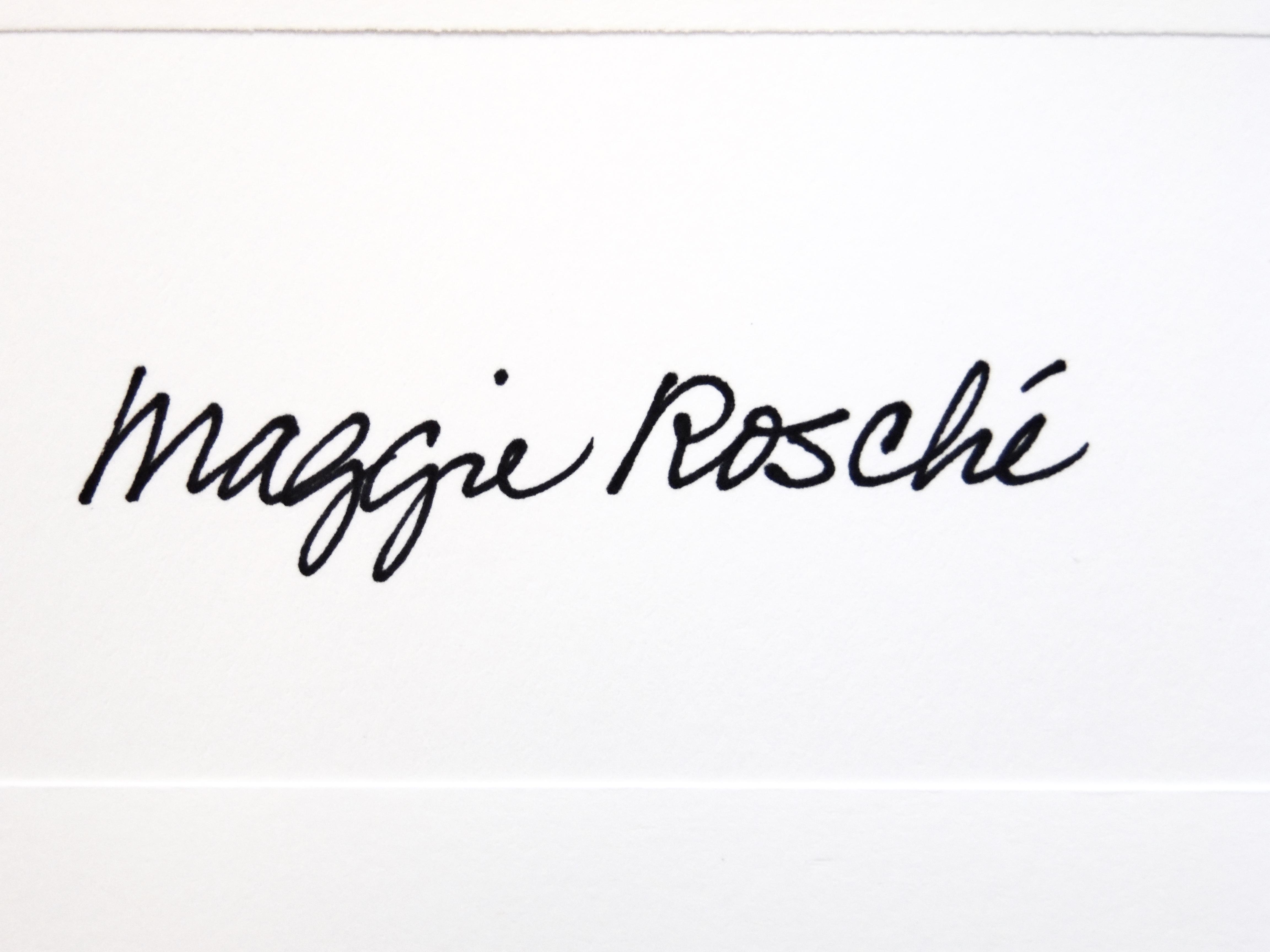 Maggie Rosché's Signature