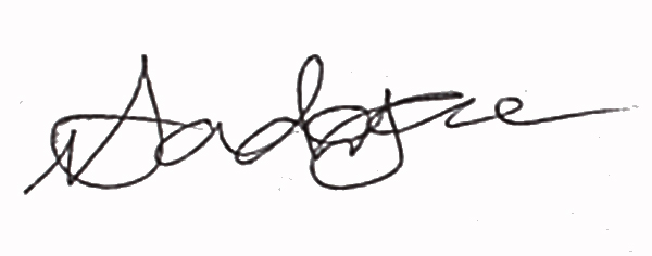 Alex Radojevic's Signature
