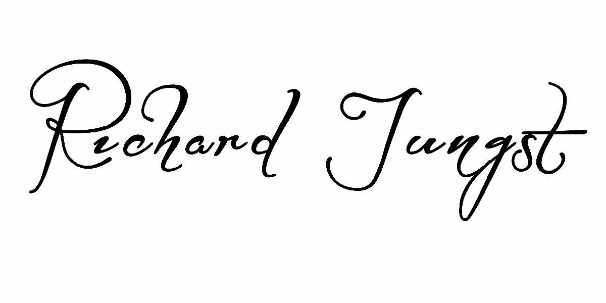 Richard Jungst's Signature