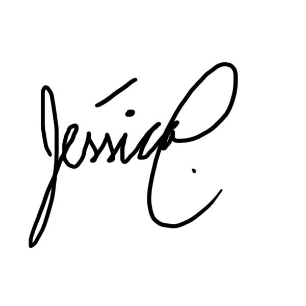 Jessica Correia's Signature